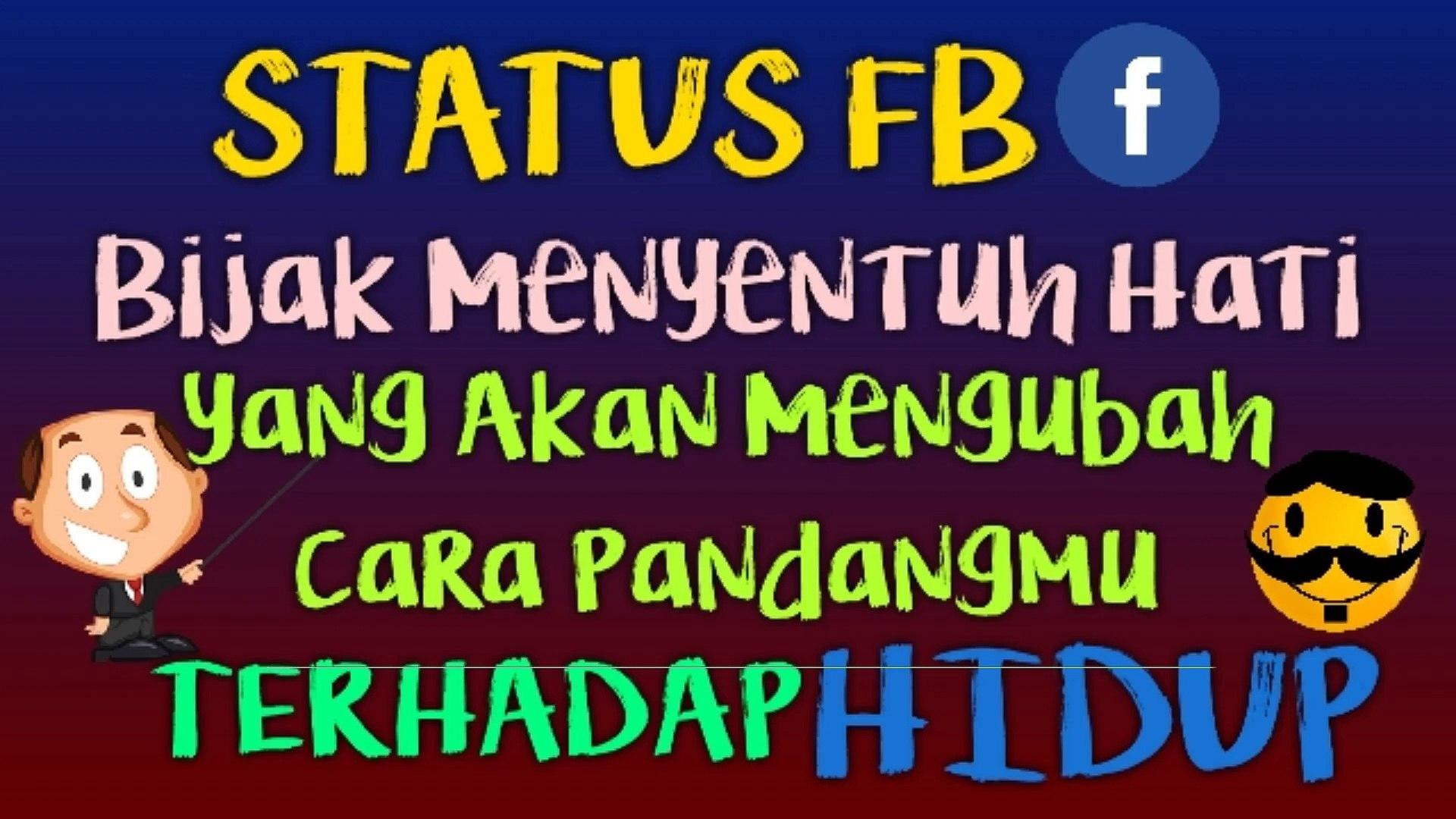 Kata Kata Keren Buat Status Fb Yang Banyak Di Like