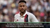 """5e j. - Navas : """"Besoin d'un Neymar à 100%"""""""