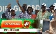 Reportage : Meeting de l'opposition