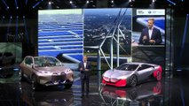 BMW Group Press Conference at the Frankfurt International Motor Show 2019