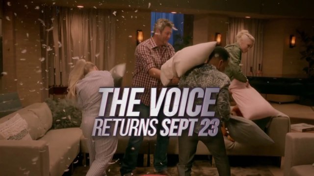 """The Voice Season 17 (NBC) """"The Coaches Are Ready to Play"""" Promo (HD)"""