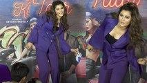 Urvashi Rautela's crazy dance during her album Bijli Ki Taar song launch;Watch video   FilmiBeat