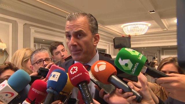 """Vox reprocha a Almeida """"tibieza"""" para afrontar Madrid Central"""