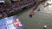 Highlights from Red Bull Cliff Diving final stage