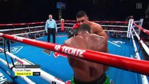 Jaime Munguia 1st Knockdown