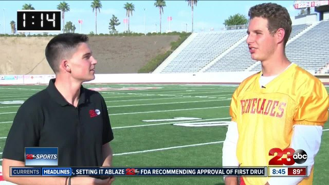 2 Minute Drill: Braden Wingle