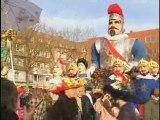 Carnaval de Dunkerque 2008 : la bande des Pêcheurs