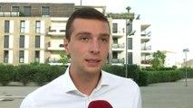 RN : « On doit être capable de capitaliser sur la victoire des européennes pour les municipales » affirme Jordan Bardella