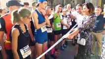 Près de 700 coureurs s'alancent de Remiremont pour soutenir John Taupin et l'association Respire
