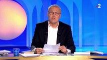 VIDEO. On n'est pas couché : Laurent Ruquier lit le droit de réponse du frère de Yann Moix