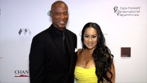 Byron Scott and Cece Gutierrez 2019 Face Forward 'Highlands to the Hills' Gala Red Carpet