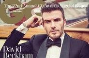 Competitive David Beckham