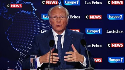 Brice Hortefeux - Europe 1 & CNews dimanche 15 septembre 2019