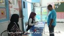 التونسيون يمتحنون ديموقراطيتهم في انتخابات رئاسية