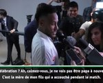 PSG - Neymar explique sa célébration contre Strasbourg