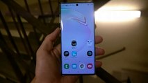 Dropping a Samsung Galaxy Note 10 Down Spiral Staircase 300 Feet - Will it Survive-
