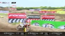 Olsen passes Vialle - MX2 Race 1 - JUST1 MXGP of China presented by Hehui Investment Group 2019