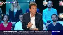 """Geoffroy Roux de Bézieux """"ne regrette pas"""" d'avoir invité Marion Maréchal à l'université d'été du Medef"""