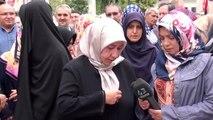 - Kütahya'dan Diyarbakır annelerine destek