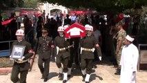 Şehit Uzman Çavuş Remzi Hatipoğlu son yolculuğuna uğurlandı