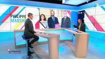 """Dimanche en politique : """"Il faut généraliser les grèves"""", estime Philippe Martinez"""
