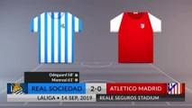 Match Review: Real Sociedad vs Atletico Madrid on 14/09/2019