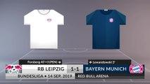 Match Review: RB Leipzig vs Bayern Munich on 14/09/2019
