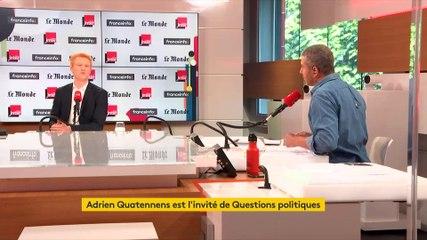 Adrien Quatennens - France inter & Franceinfo dimanche 15 septembre 2019