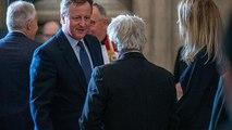 Cameron acusa a Boris Johnson de mentir con el Brexit para impulsar su carrera política