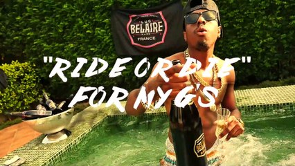 Frankin Fresh Feat London Story - Ride Or Die 4 My G's (Official Video) 2015