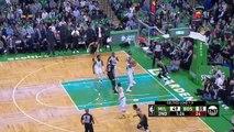 NBA Playoffs 2018 - Milwaukee Bucks vs Boston Celtics  EC R1 G2  April 17,  2018