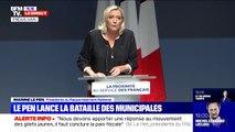 """Marine Le Pen veut remplacer le quinquennat par """"un septennat non-renouvelable"""""""
