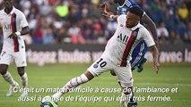 Neymar délivre le PSG contre Strasbourg 1-0 pour son retour
