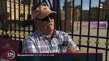 Royaume-Uni : les toilettes en or de Maurizio Cattelan dérobées