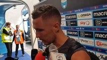Video / Spal - Lazio 2-1, parla Kurtic
