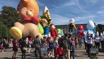 La Balloon's Day Parade à Bruxelles