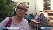 Les Tunisiens appelés aux urnes pour élire leur président