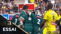 TOP 14 - Essai Giovanni HABEL-KUFFNER (SP) - Clermont - Pau - J4 - Saison 2019/2020