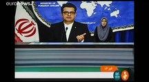 "Attaque en Arabie Saoudite : l'Iran juste les accusations des Etats-Unis ""insensées"""