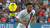 But NEYMAR JR (90ème +2) / Paris Saint-Germain - RC Strasbourg Alsace - (1-0) - (PARIS-RCSA) / 2019-20