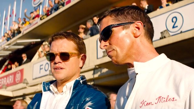 Ford v. Ferrari with Matt Damon - Official Trailer 2