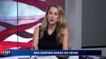 Ben Shapiro Contradicts Himself