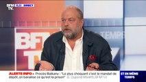 """Dupond-Moretti sur le soutien des Levalloisiens à Patrick Balkany: """"Les gens sont choqués par la fraude fiscale, mais ils ne le résument pas ça"""""""