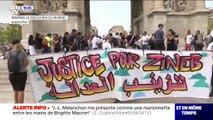 Un rassemblement en hommage à Zineb Redouane a eu lieu à Marseille ce dimanche