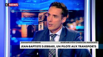 Jean-Baptiste Djebbari - Sans détours Dimanche 15 septembre
