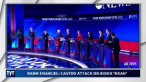 Rahm Emanuel: Castro Attack On Biden 'Mean'