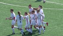 Féminines : Les 12 buts du match SMCaen / CS Gravenchon