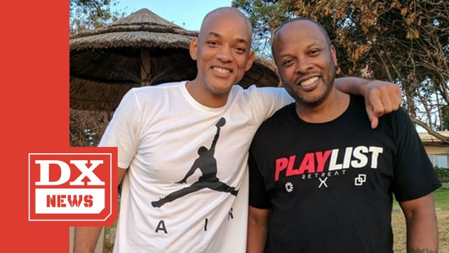 """DJ Jazzy Jeff Reveals Will Smith Pushed Him To Do """"The Fresh Prince Of Bel-Air"""""""