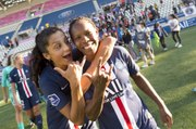 Paris Saint-Germain - Dijon FCO (féminine) : Joie et réactions