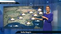 El tiempo: pronóstico para el lunes 16 de septiembre
